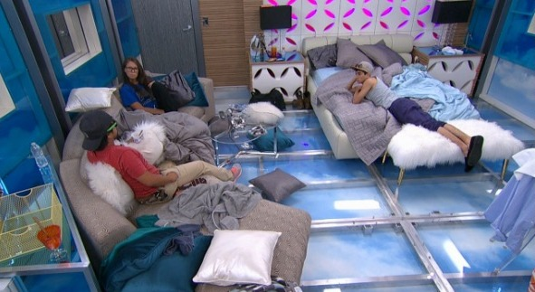 Big Brother 2015 Spoilers – Live Feeds – 6:27:2015 – 4