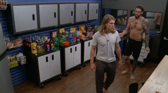 Big Brother 2015 Spoilers – Live Feeds – 6:27:2015