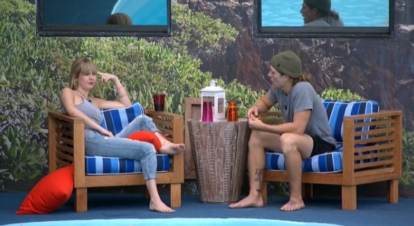 Big Brother 2015 Spoilers – Live Feeds – 6:28:2015 – 4