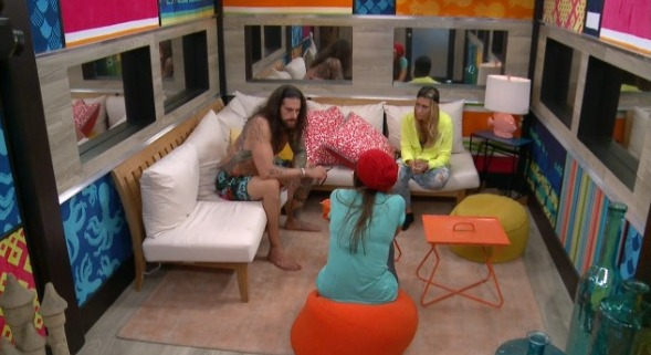 Big Brother 2015 Spoilers – Live Feeds – 6:28:2015 – 9