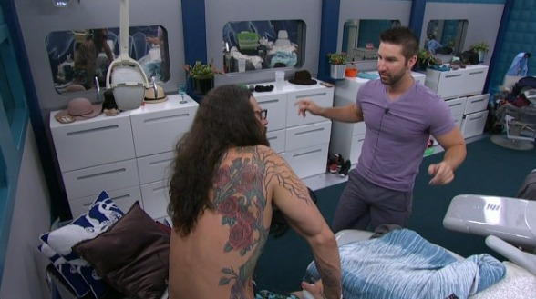 Big Brother 2015 Spoilers – Live Feeds – 6:28:2015