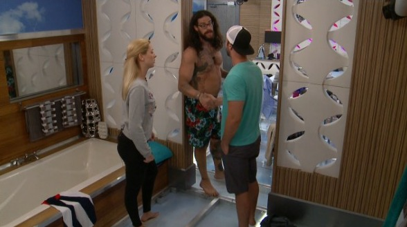 Big Brother 2015 Spoilers – Live Feeds – 6:29:2015 – 6