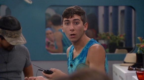 Big Brother 2015 Spoilers – Live Feeds – 6:30:2015 – 4