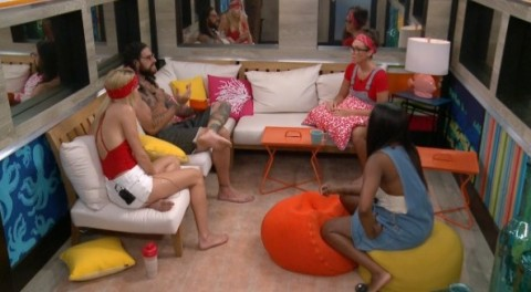 Big Brother 2015 Spoilers - Live Feeds Recap - 6:26:2015 - 2