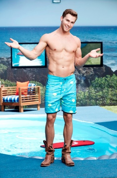 Big Brother 2015 Spoilers – Swimsuit Photos – Clay