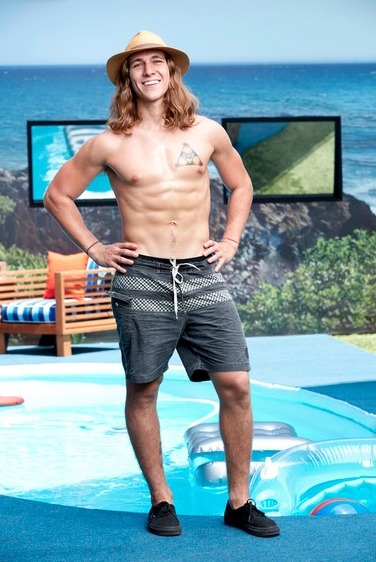 Big Brother 2015 Spoilers – Swimsuit Photos – Jace