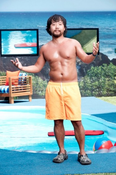 Big Brother 2015 Spoilers – Swimsuit Photos – James