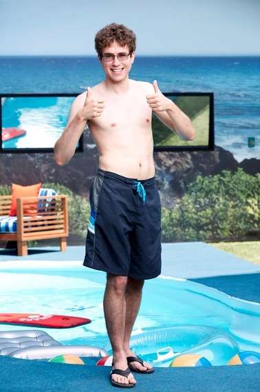 Big Brother 2015 Spoilers – Swimsuit Photos – Steve