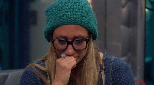 Big Brother 2015 Spoilers – Vanessa's Meltdown 3