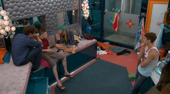 Big Brother 2015 Spoilers – Vanessa's Meltdown 4