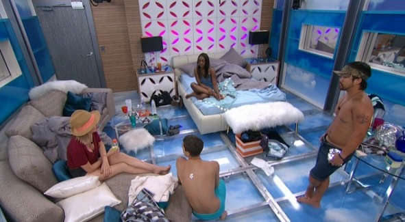 Big Brother 2015 Spoilers – Week 1 – Power of Veto Results