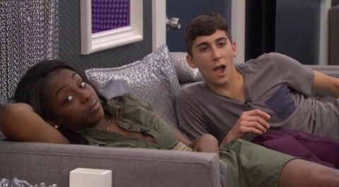 Big Brother 2015 Spoilers - Da'Vonne and Jason