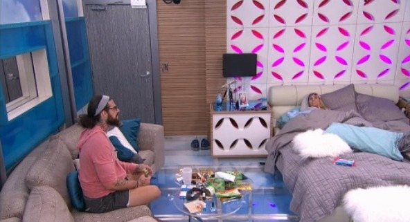 Big Brother 2015 Spoilers – 7:15:2015 Live Feeds Recap 5