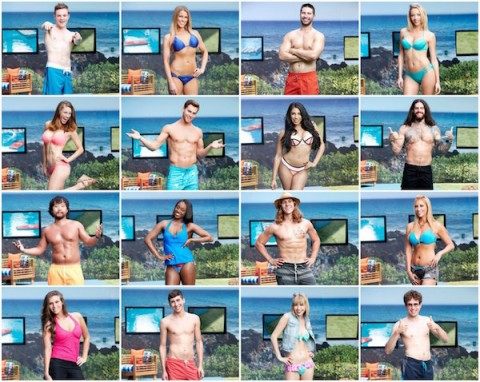 Big Brother 2015 Spoilers - BB17 Cast Swimsuit Photos