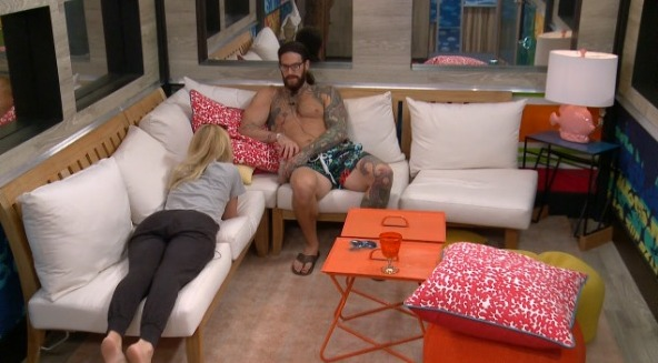 Big Brother 2015 Spoilers – Live Feeds Recap – 7:1:2015 – 5