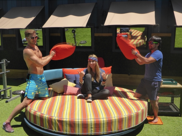 Big Brother 2015 Spoilers – Week 3 HoH Photos 6
