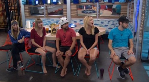 Big Brother 2015 Spoilers - 8-19-2015 Live Feeds Recap 10