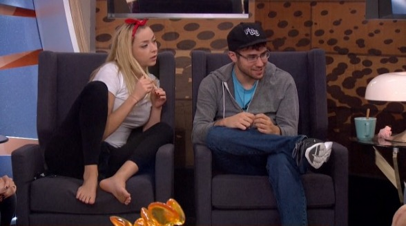 Big Brother 2015 Spoilers – 8-22-2015 Live Feeds Recap