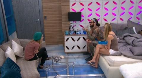Big Brother 2015 Spoilers - 8-24-2015 Live Feeds Recap 6