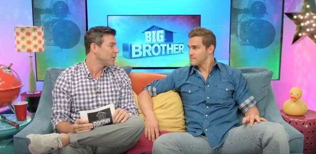Big Brother 2015 Spoilers – Clay Honeycutt Eviction Interview