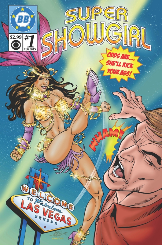 Big Brother 2015 Spoilers – Comic Book Covers – Jackie