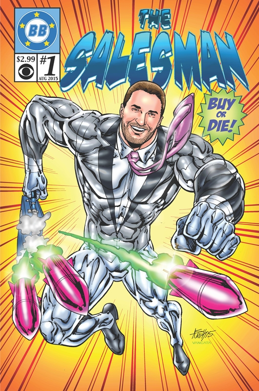 Big Brother 2015 Spoilers – Comic Book Covers – Jeff