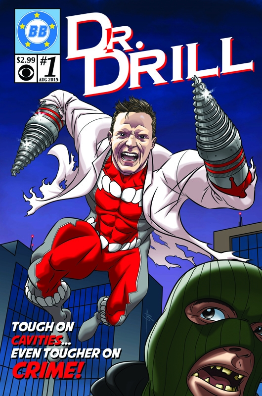 Big Brother 2015 Spoilers – Comic Book Covers – Johnny Mac