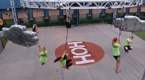 Big Brother 2015 Spoilers - Week 10 HOH Comp Results