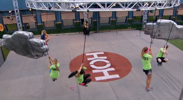 Big Brother 2015 Spoilers – Week 10 HOH Comp Results