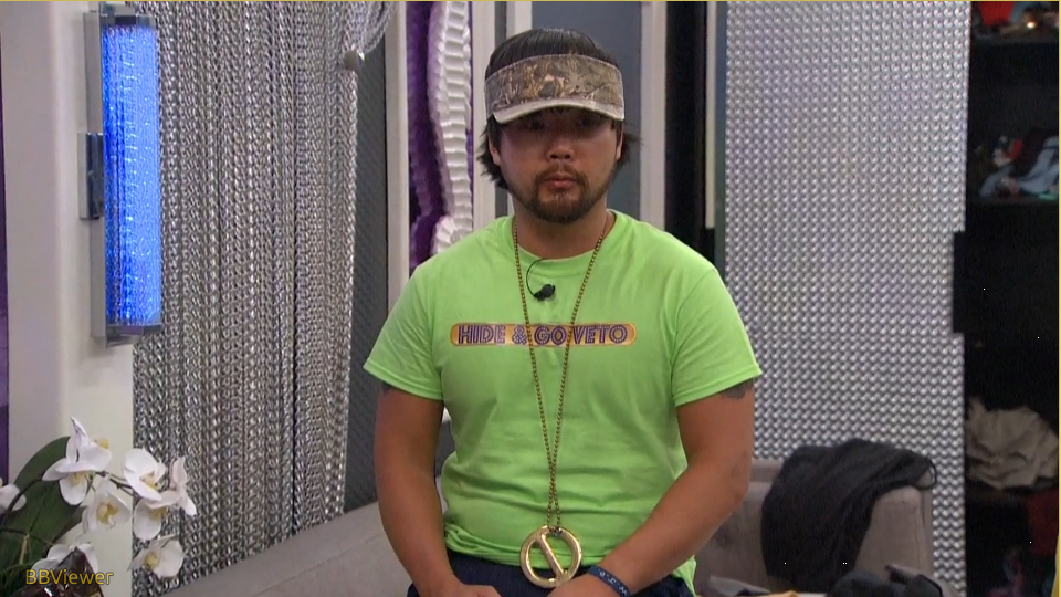 Big Brother 2015 Spoilers – Week 10 Power of Veto Ceremony