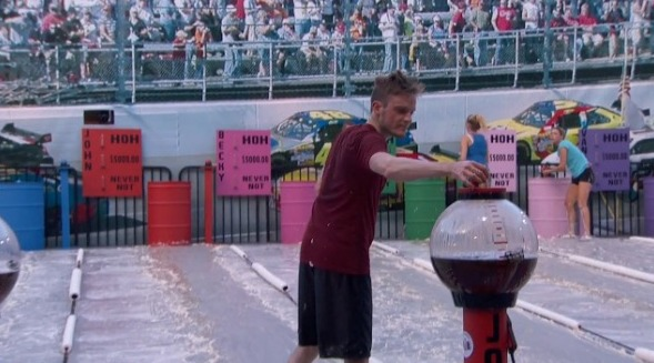 Big Brother 2015 Spoilers – Week 7 HOH Comp 3