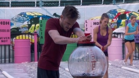 Big Brother 2015 Spoilers - Week 7 HOH Comp