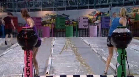 Big Brother 2015 Spoilers - Week 7 HOH Comp 8