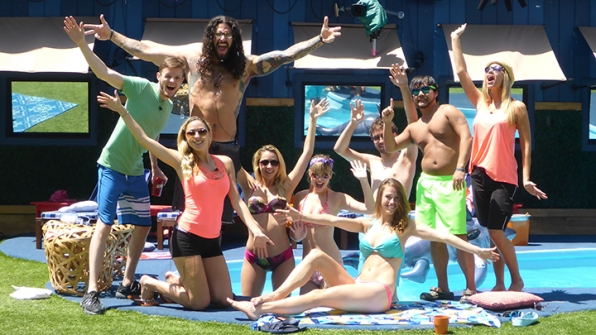 Big Brother 2015 Spoilers – Week 8 HOH Photos 13