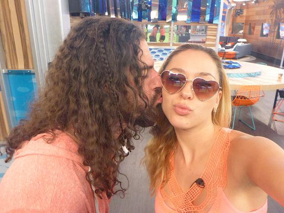 Big Brother 2015 Spoilers – Week 8 HOH Photos 16