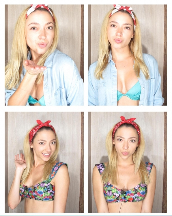 Big Brother 2015 Spoilers – Week 8 Photo Booth 13