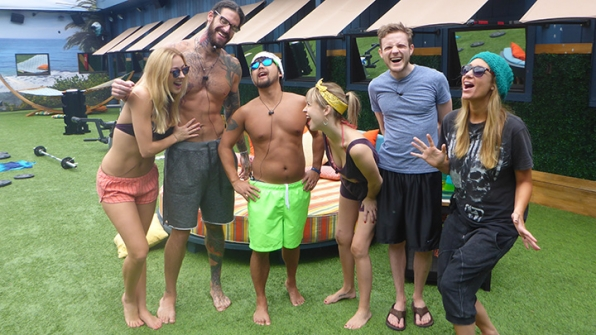 Big Brother 2015 Spoilers – Week 9 HOH Photos 15