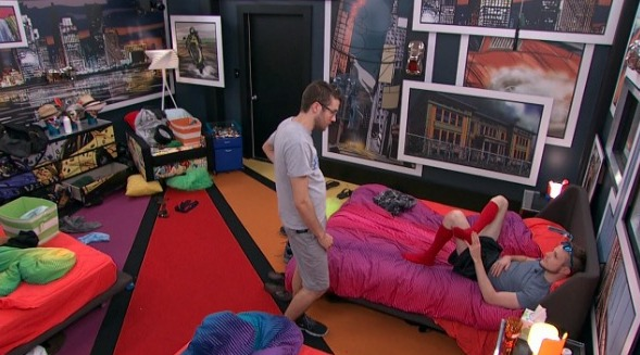 Big Brother 2015 Spoilers – 9-10-2015 Live Feeds Recap 9