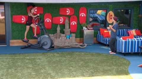 Big Brother 2015 Spoilers - 9-21-2015 Live Feeds Recap