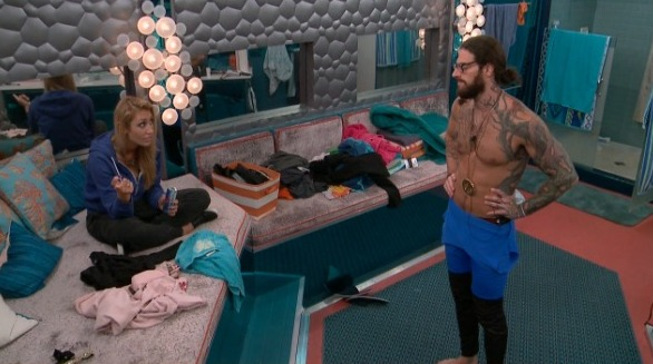Big Brother 2015 Spoilers – 9-5-2015 Live Feeds Recap 6