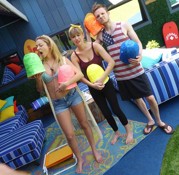 Big Brother 2015 Spoilers – Week 10 HOH Photos 2