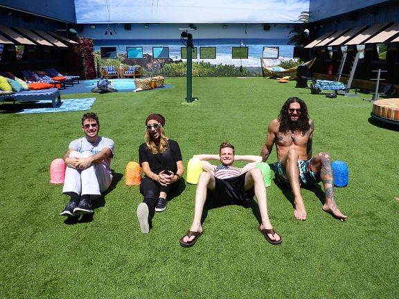 Big Brother 2015 Spoilers – Week 10 HOH Photos