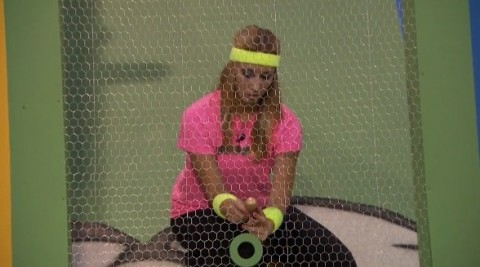 Big Brother 2015 Spoilers - Week 12 HOH Competition 2