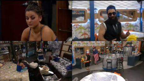 Big Brother 18-Week 9 Nominations