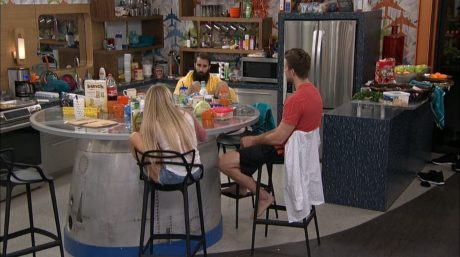 Big Brother 18-Corey Brooks, Nicole Franzel, Paul Abrahamian