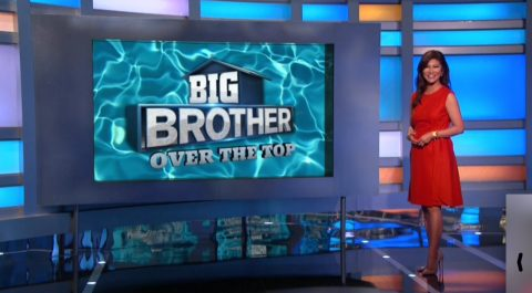 Big Brother Over the Top Julie chen