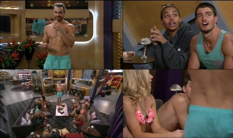 Big Brother Over The Top Week 1 HOH