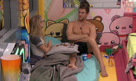 Big Brother 18-Nicole Franzel and Corey Brooks