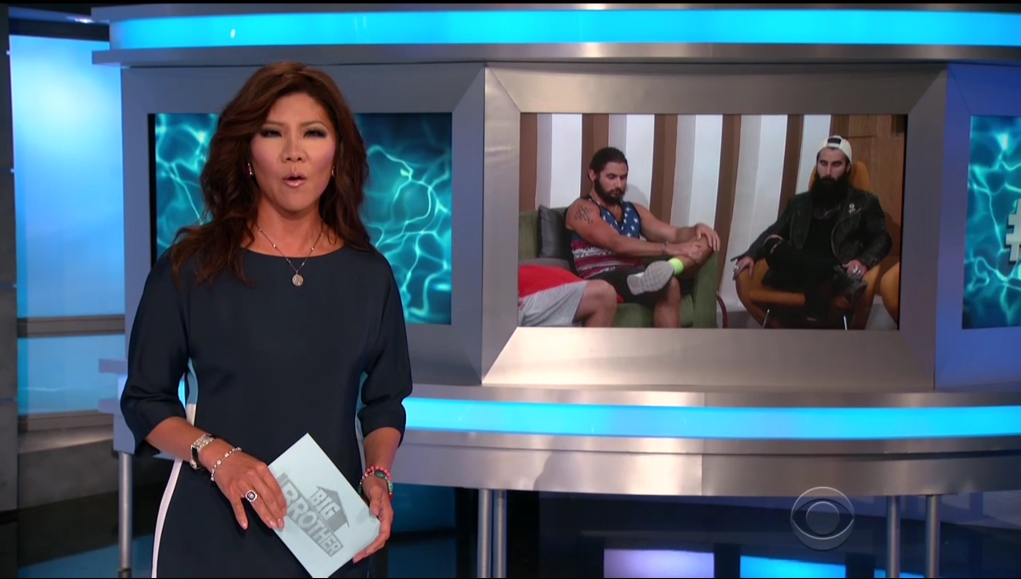 Big Brother 18-Julie chen
