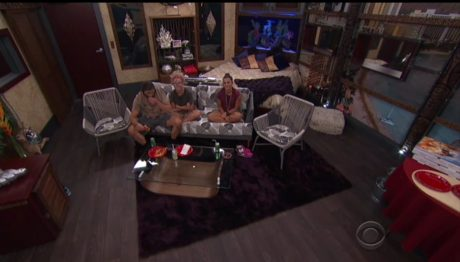 Big Brother-Nicole Franzel, Victor Arroy, Natalie Negrotti